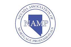 NAMP - Nevada Association of Mortgage Professionals Logo